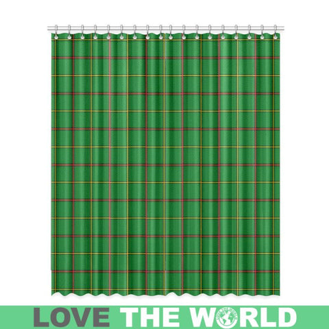 Image of Tribe Of Mar Tartan Window Curtain - Bn02 Curtains