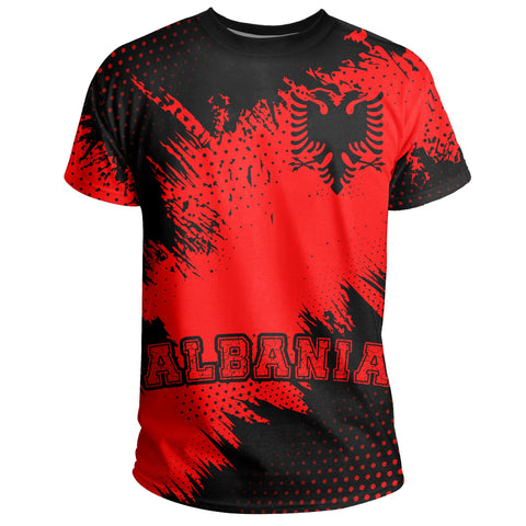 Albania T-shirt - Vincent Style
