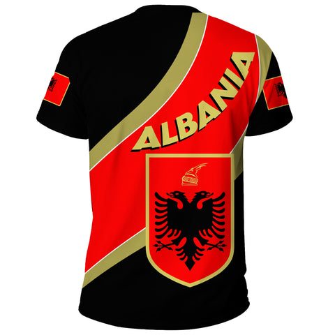 Image of Albania T-Shirt - Special Flag