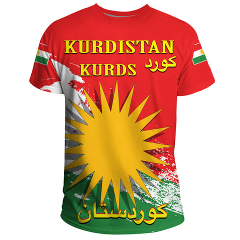 Image of Kurds T-shirts Special A02