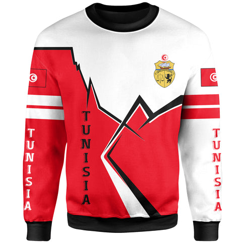 Tunisia Sweatshirt Lightning A02