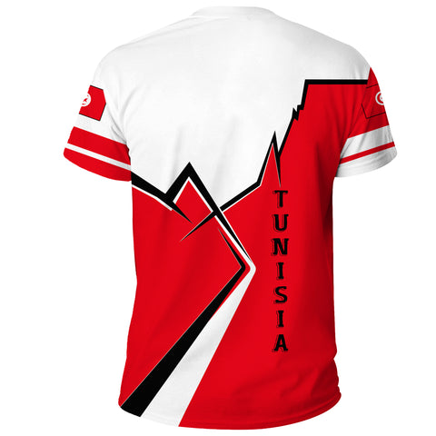 Tunisia T-Shirt Lightning A02