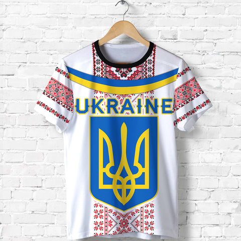 Ukraine T Shirt - Vibes Version K8