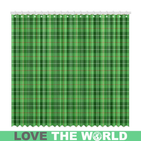 Image of Untitled-3 Tartan Window Curtain - Bn02 Curtains