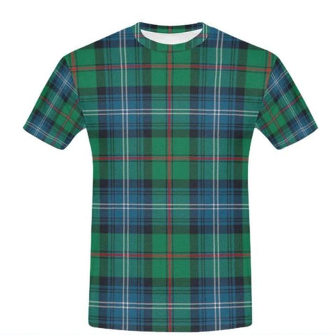 Image of Tartan T-shirt - Urquhart Ancient| Tartan Clothing | Over 500 Tartans and 300 Clans