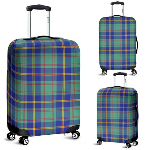 Image of Us Marine Tartan Luggage Cover Hj4 | Love The World