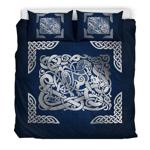 Viking Bedding Set - Horse - BN02