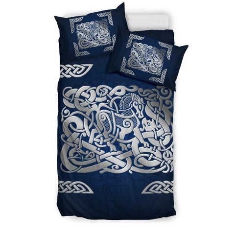 Viking Horse, bedding set, bed, viking man, viking bedding set, viking duvet cover, viking man, viking symbols