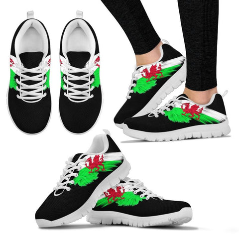 Image of Wales (Mens / Womens) Sneakers A9 Womens - White Us5 (Eu35) Sneakers