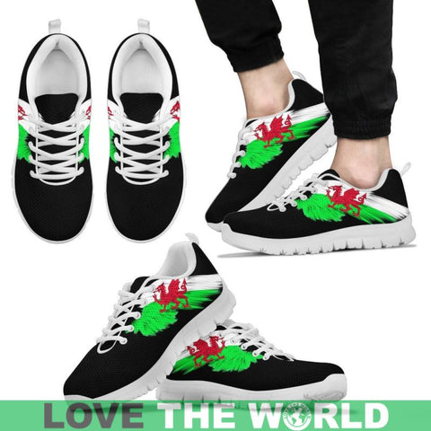 Wales (Mens / Womens) Sneakers A9 Womens - White Us5 (Eu35) Sneakers