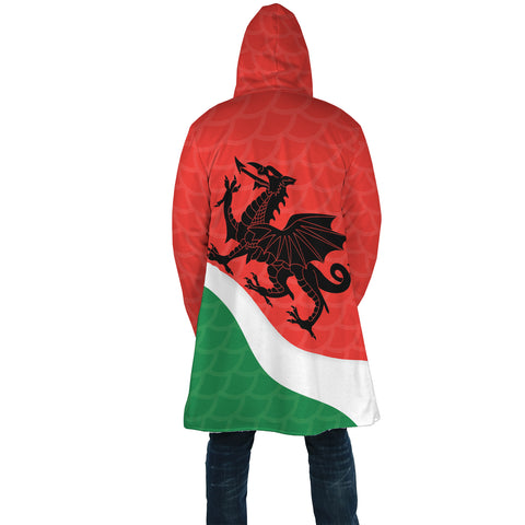 Image of Wales Rugby Dragon Cloak K4