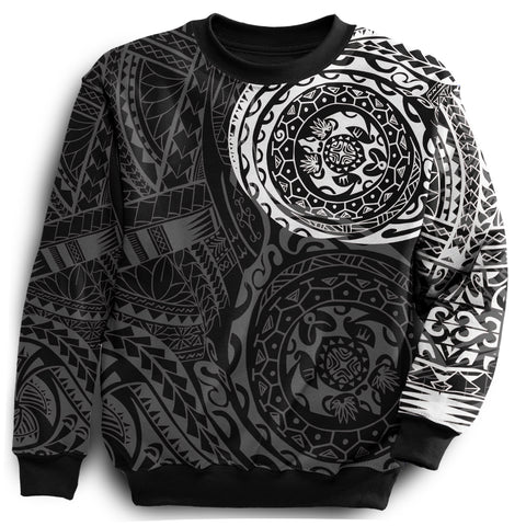 Polynesian Tattoo Style Sweatshirts | Sweaters | women, men, clothing, apparel, sweater, sweatshirt,...