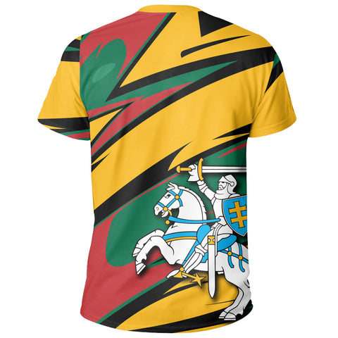 Lithuania Knight Forces T-Shirt - Lode Style