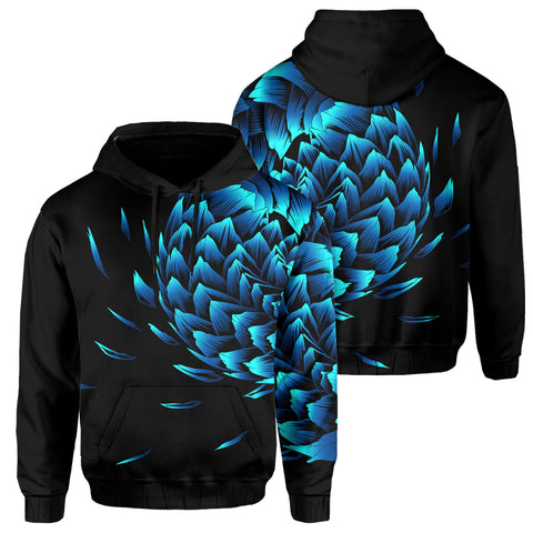 Image of Africa Hoodie Power Pangolin