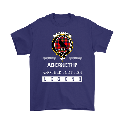 Abernethy Scottish Legend T-shirt And Hoodie | Scotland Clothing | Hot Sale