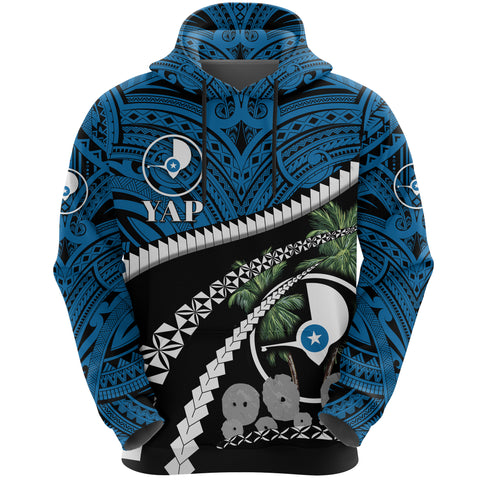 Image of Yap Stone Money Hoodie - Road to Hometown K8