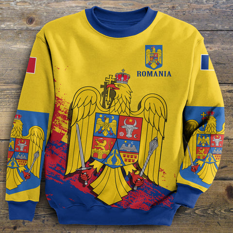 Romania Special Sweatshirt | Special Design | High Quality