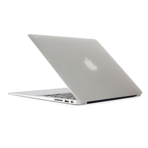 "moshi iGlaze Hardshell Case for MacBook Air 13"" - Stealth Clear"