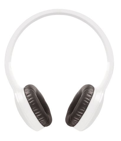 HMDX Jam Transit Lite Bluetooth: Headphones White.