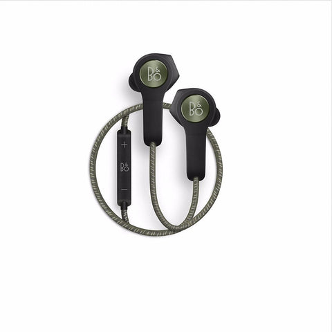 Bang & Olufsen BeoPlay H5 Wireless in-ear Headphones - Moss Green