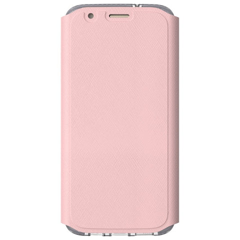 Tech21 Evo Wallet Samsung S7 Edge Pink