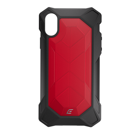 ElementCase REV case for iPhone XS / X - Red