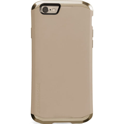 ElementCase SOLACE II case for iPhone 6s / 6 - Gold