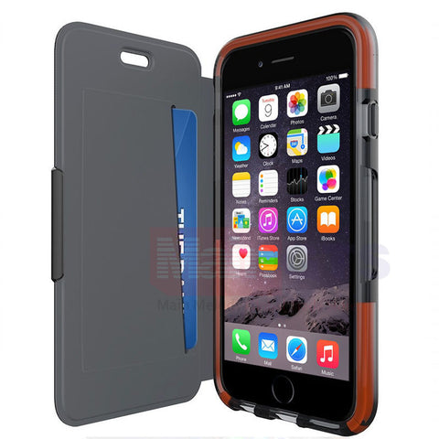 Tech21 Frame Wallet iPhone 6/6S Small Black