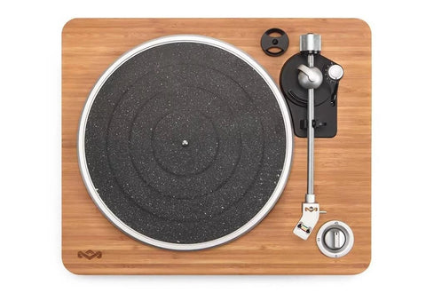 House of Marley Stir it Up Turntable Signature Black
