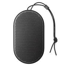 Bang & Olufsen BeoPlay P2 Bluetooth Speaker - Black