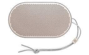 Bang & Olufsen BeoPlay P2 Bluetooth Speaker - Sand Stone