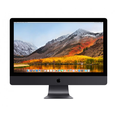 Apple iMac Pro 27-inch with Retina 5K display: 3.2GHz 8-core Intel Xeon