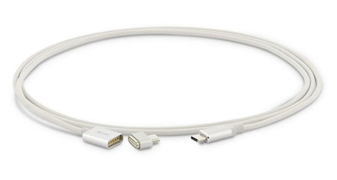 LMP MAGSAFE USB-C CHARGING CABLE 3M - SILVER