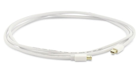 LMP MINI-DISPLAYPORT TO MINI-DISPLAYPORT CABLE - White