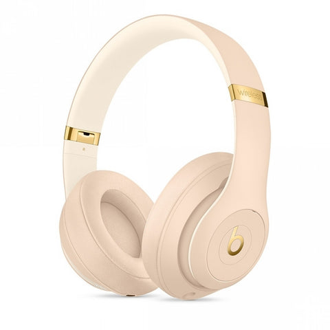 Beats Studio3 Wireless Headphones – The Beats Skyline Collection - Desert Sand