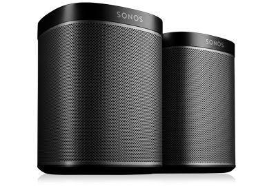 Sonos Play 1 Pair - Black