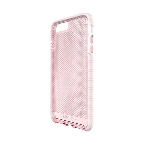 Tech 21 Evo Check iPhone 7 Plus Light Rose/White