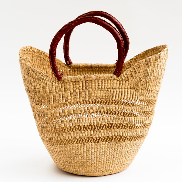 tilly and cub shopper basket