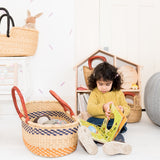 toy mini moses basket tilly and cub