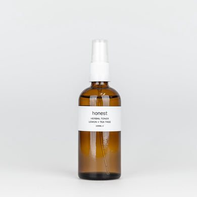 Honest Herbal Toner - The Method