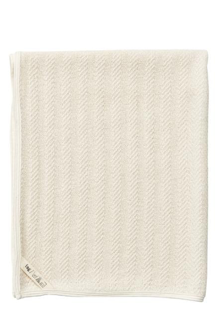 Herringbone Cotton Bath Towel - Large
