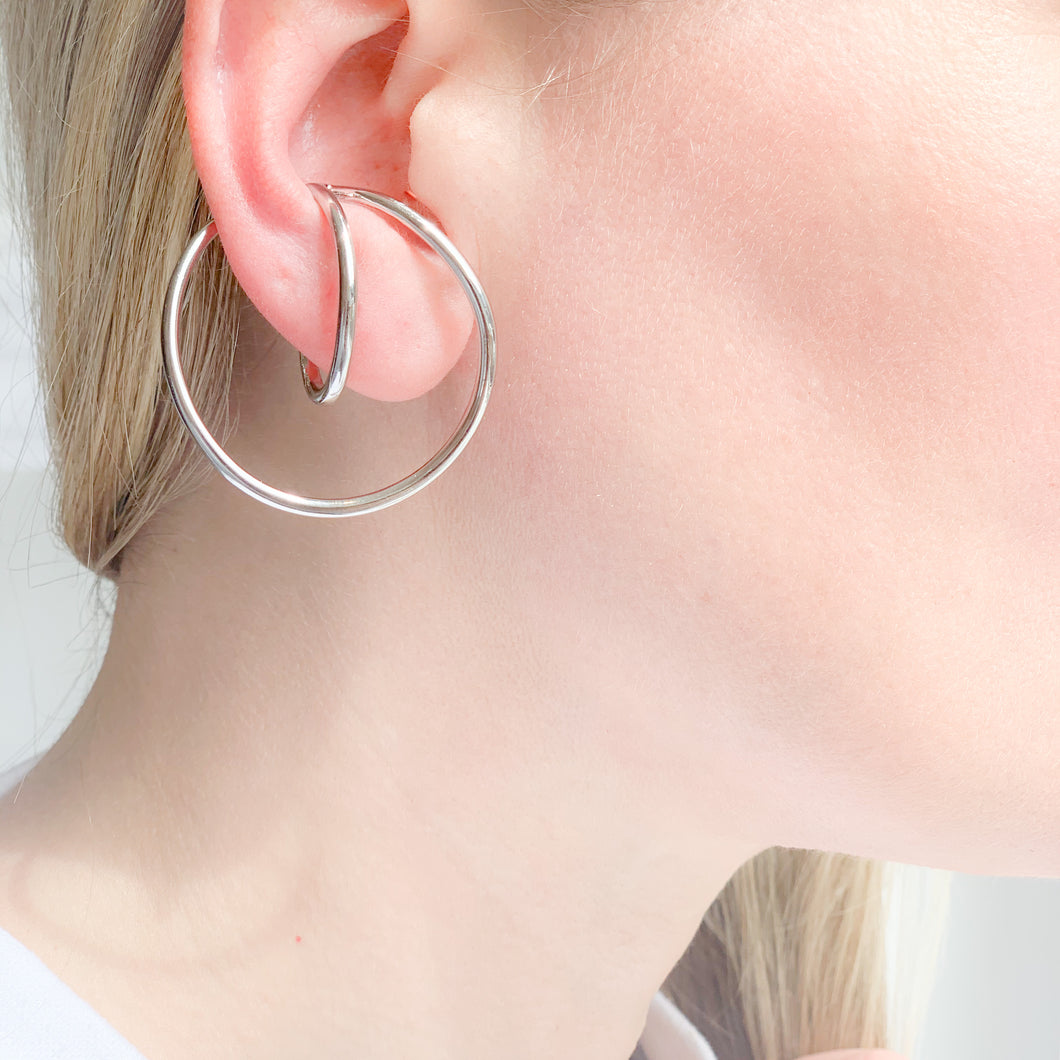 Cybele Cuff Earrings - S