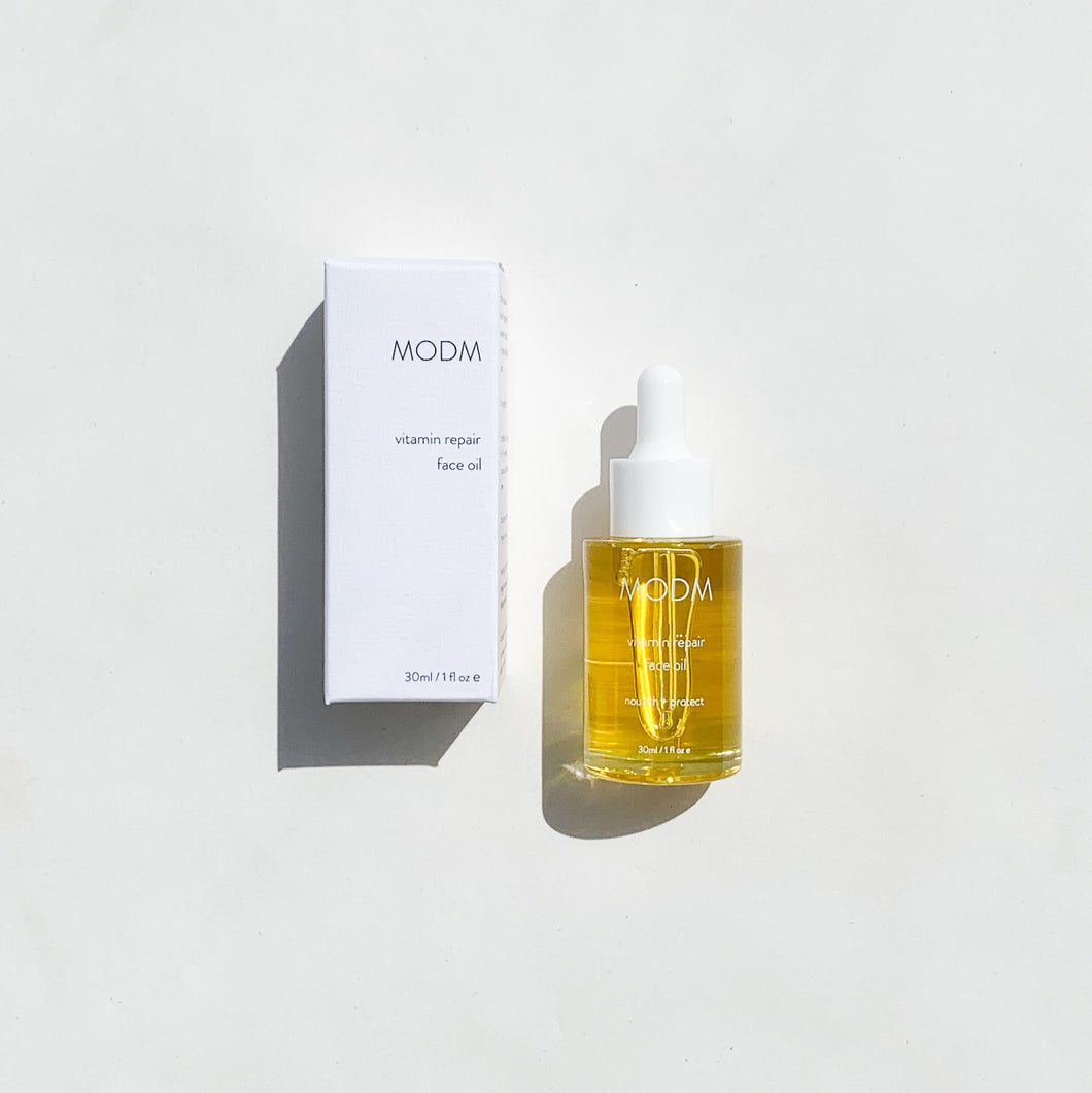 MODM Vitamin Repair Face Oil - 30ml