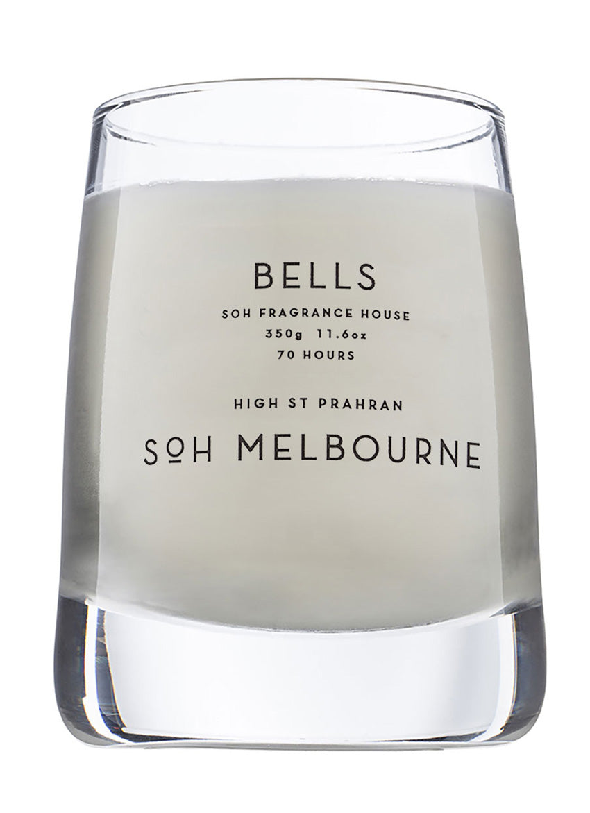 Bells SOH Scented Candle