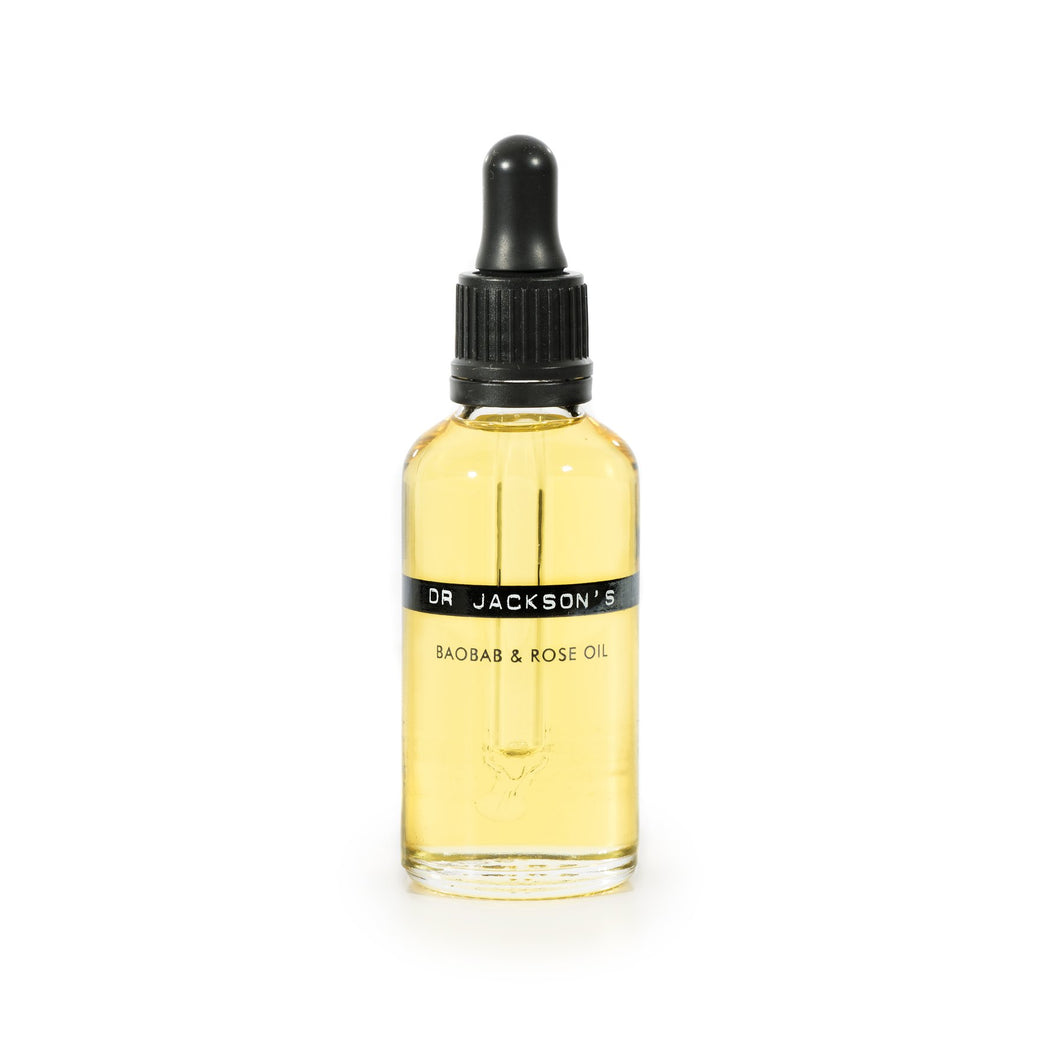 Dr. Jackson's Baobab + Rose Oil 50ml