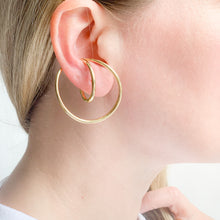 Cybele Cuff Earrings - G