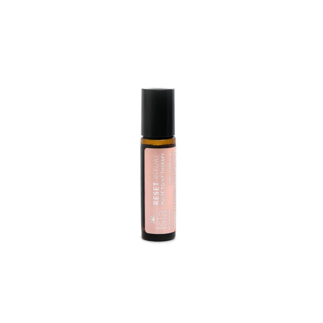 Isla Reset Ritual Pulse Point 10ml - The Method