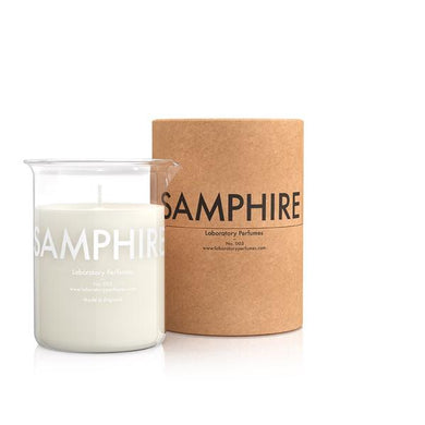 Laboratory Samphire Candle