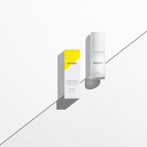 Nuori Vital Facial Cream