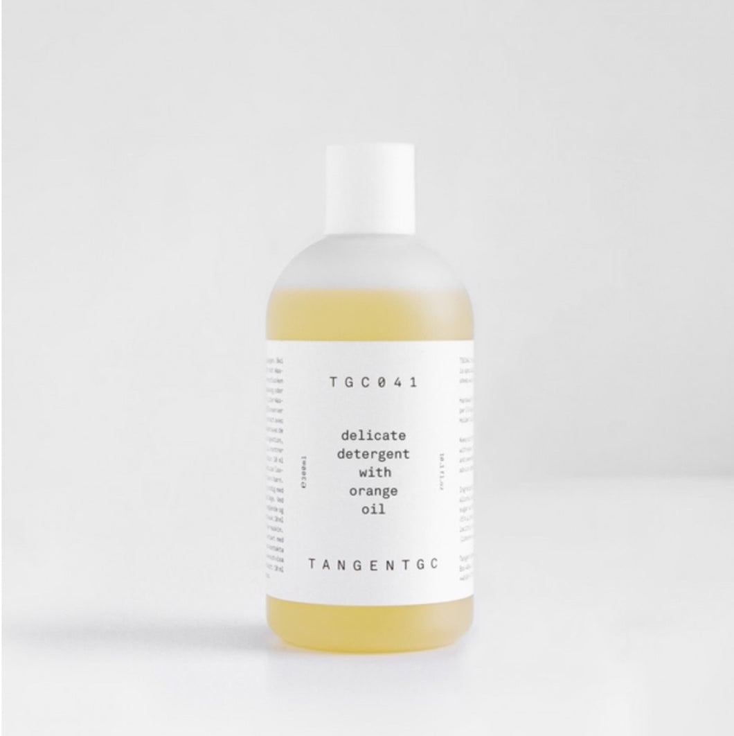 Orange Oil Organic Delicate Clothes Detergent